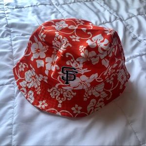 San Francisco Giants Hawaiian Bucket hat